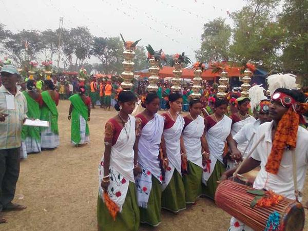Tribal Fest Parab-2017